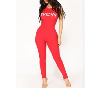 Woman crush Wednesday jumpsuit